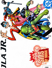 Sins of Youth: JLA, Jr. (2000)