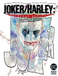 Joker/Harley: Criminal Sanity-Secret Files