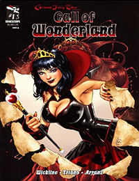 Grimm Fairy Tales presents Call of Wonderland