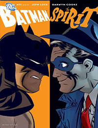 Batman/The Spirit