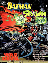 Batman-Spawn: War Devil