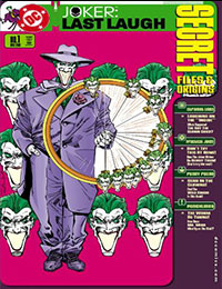 Joker: Last Laugh Secret Files