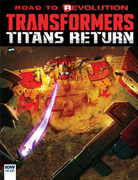 The Transformers: Titans Return