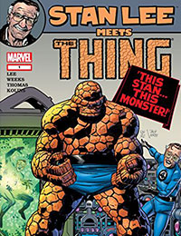 Stan Lee Meets the Thing
