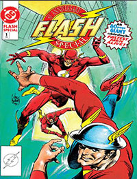 The Flash 50th Anniversary Special