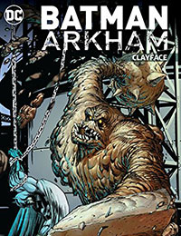 Batman Arkham: Clayface