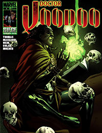 Doctor Voodoo: The Origin of Jericho Drumm