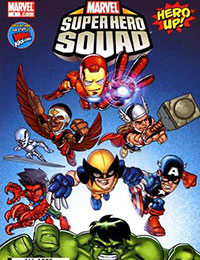 Marvel Super Hero Squad: Hero Up!