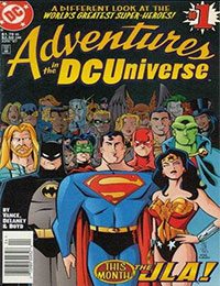 Adventures in the DC Universe