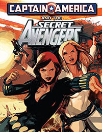 Captain America And The Secret Avengers