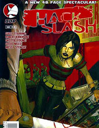 Hack/Slash: Comic Book Carnage