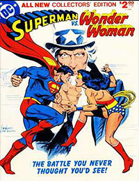 Superman vs. Wonder Woman
