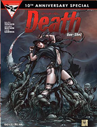 Grimm Fairy Tales presents Death