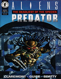 Aliens/Predator: The Deadliest of the Species