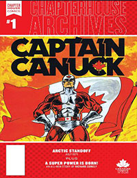 Chapterhouse Archives: Captain Canuck