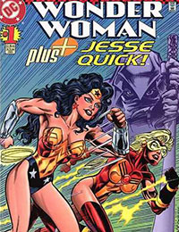 Wonder Woman Plus