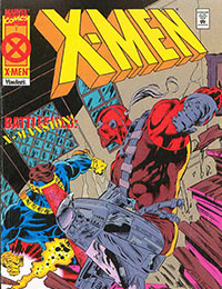 X-Men: Time Gliders