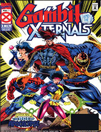 Gambit and the X-Ternals