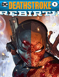 Deathstroke: Rebirth