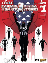 Captain America and the Mighty Avengers