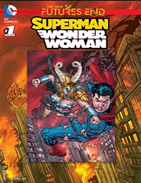 Superman/Wonder Woman: Futures End