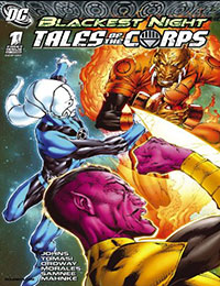 Blackest Night: Tales of the Corps