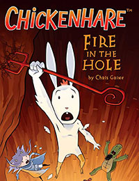Chickenhare: Fire in the Hole