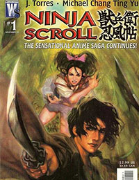 Ninja Scroll Comic Read Ninja Scroll Comic Online In High Quality