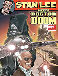 Stan Lee Meets Dr. Doom