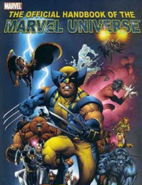 Official Handbook of the Marvel Universe: X-Men 2004