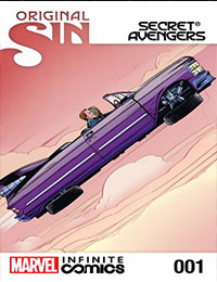 Original Sin: Secret Avengers (Infinite Comic)
