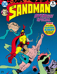 The Sandman Special (2017)