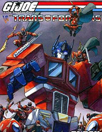 G.I. Joe vs. The Transformers IV: Black Horizon
