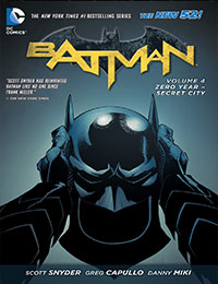 Batman: Zero Year - Secret City