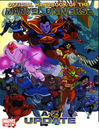 Official Handbook of the Marvel Universe A To Z Update