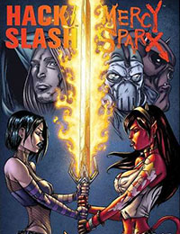 Hack/Slash & Mercy Sparx: A Slice of Hell