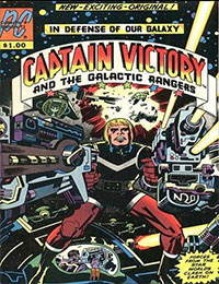 Captain Victory and the Galactic Rangers (1981)