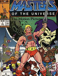 Masters of the Universe The Motion Picture