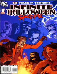 DC Infinite Halloween Special