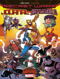 Secret Wars Journal/Battleworld