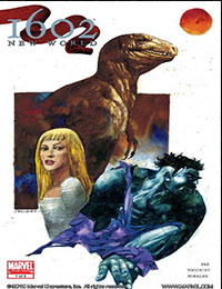 Marvel 1602: New World