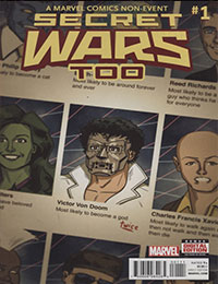 Secret Wars Too (2016)