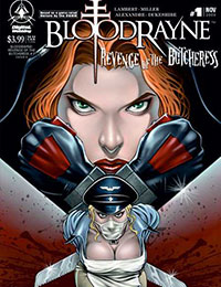 BloodRayne: Revenge of the Butcheress