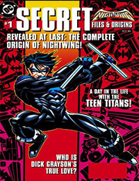Nightwing Secret Files
