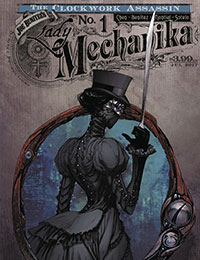 Lady Mechanika: The Clockwork Assassin