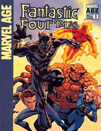 Marvel Age: Fantastic Four Tales
