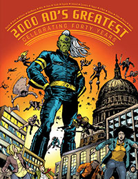 2000 AD's Greatest