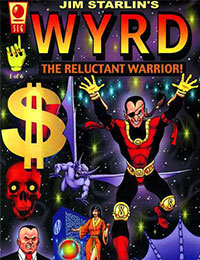 Wyrd the Reluctant Warrior