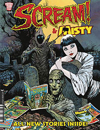 Scream! & Misty Halloween Special