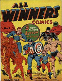 All-Winners Comics (1941)